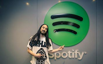Photo: Where all the streaming magic happens! Check out my #NEONFUTURE Spotify Playlist here: http://bit.ly/NeonFutureSpotify