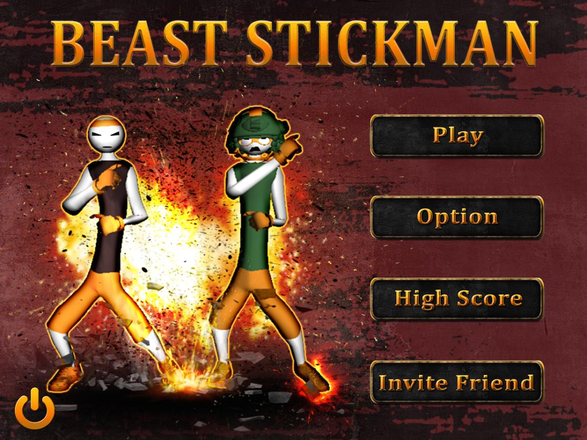 Beast-Stickman 25
