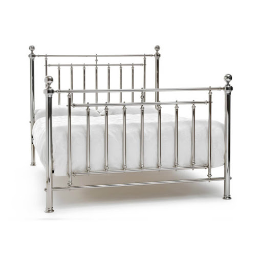 Serene Solomon Bed Frame