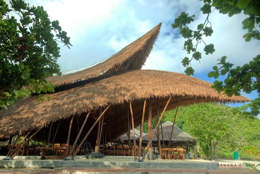 コーラル島レストラン(バナナビーチ)