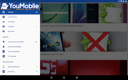 YouMobile Updates for Android™ 2.8 screenshot 329090