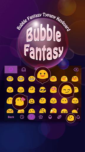 mod Bubble Fantasy Theme Keyboard 4.5 screenshots 3