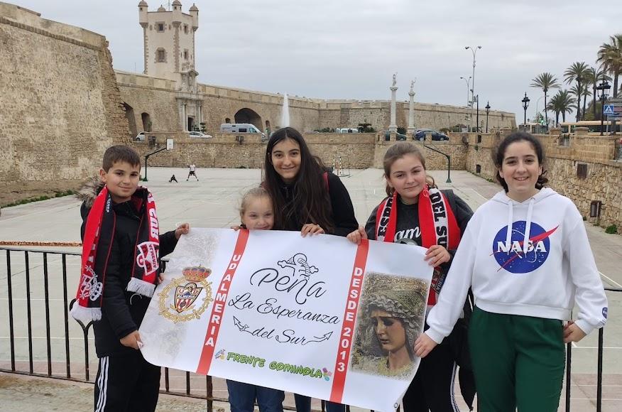 Frente Gominola tampoco le falla al Almería.
