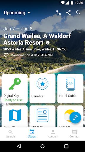 Hilton Honors 3.1.1 screenshots 4