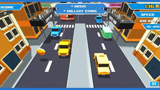 Blocky Racer: 速度与激情的方块车赛