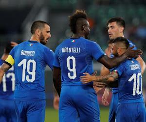 33 joueurs sélectionnés pour les prochains matchs de l'Italie : deux grands absents