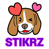 STIKRZ - Dogs Stickers for WhatsApp WAStickerApps