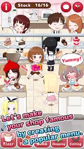 My Cafe Story2 -ChocolateShop- 18 APK + MOD Download 3