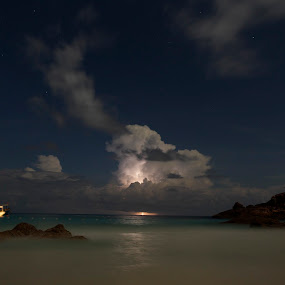nite of redang island by Lanoi Krueger - Landscapes Weather