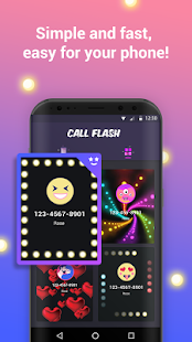 Call Flash – Valentinstag-Themes, Farbhandy, LED Screenshot
