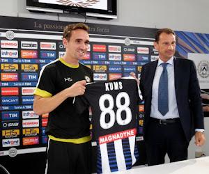 Anderlecht va officialiser l'arrivée de Kums aujourd'hui