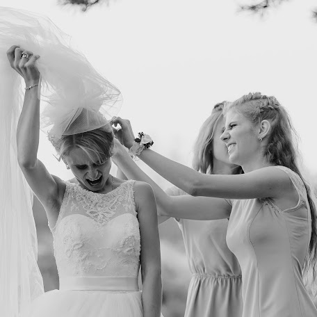 Wedding photographer Yulya Kurilenko (JulaHunko). Photo of 18.10.2016