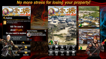 Screenshot of Three Kingdoms Global