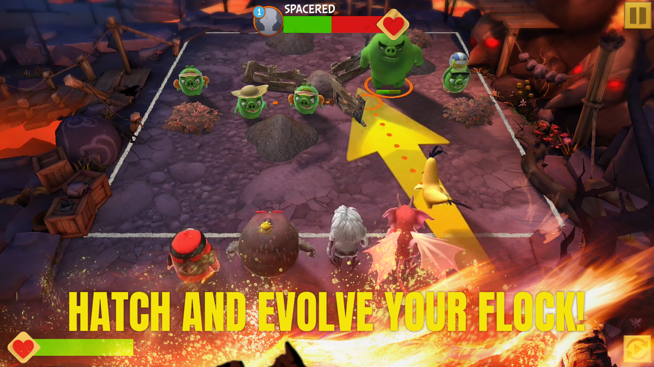Angry Birds Evolution Mod Apk (Unlimited Gems/Coins) 2