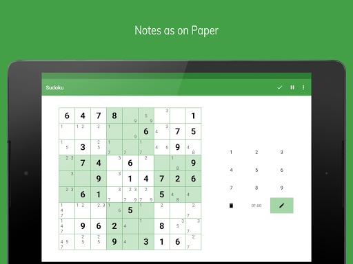 Sudoku - Free & Offline 1.16.4 screenshots 10