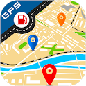 Mileage Calculator, Gas Log & Driving Maps icon