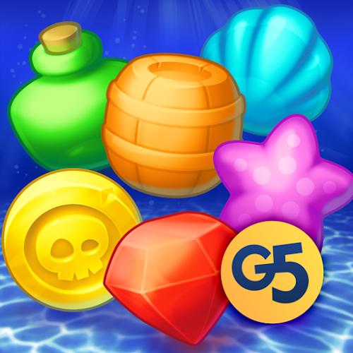 Pirates & Pearls: Match, build & design(Mod Money) 1.12.1502mod