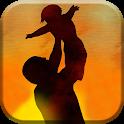 عکس پروفایل روز پدر ( دلنوشته ) icon