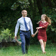 Wedding photographer Vladimir Antonov (vladimirphoto). Photo of 24.04.2018