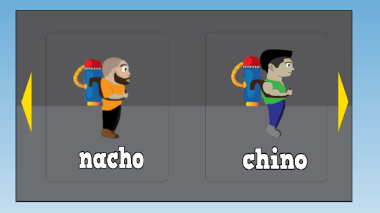 CHINO Y NACHO JETPACK - náhled
