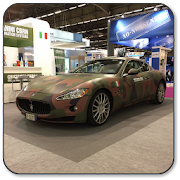 Modified Maserati
