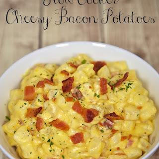 Chicken Bacon Potato Slow Cooker Recipes.