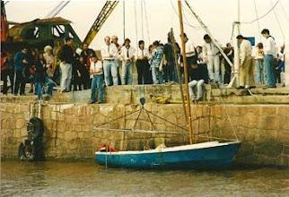 Photo: 2002 - 61 Aniversario, botadura del Polaris