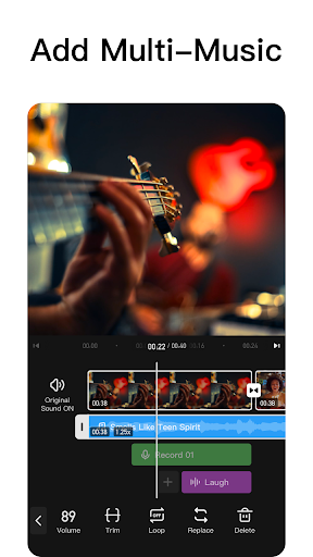 VivaVideo - Video Editor & Video Maker 8.3.8 Screenshots 4
