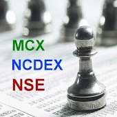 MCX NSE NCDEX Market Watch