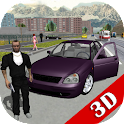 Criminal Russia 3D.Gangsta way icon