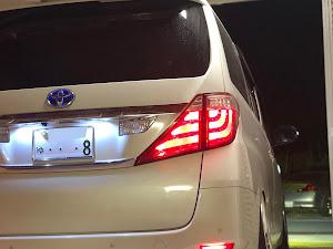 アルファード GGH20W 350G  Lパッケージのカスタム事例画像 山田さんの2019年08月09日21:56の投稿