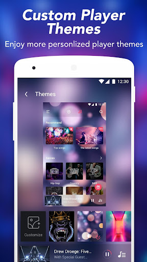 Free Music Plus - Online & Offline Music Player app (apk) free download for Android/PC/Windows screenshot