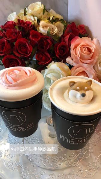 柴犬奶泡超可愛,單價偏高的打卡飲料。