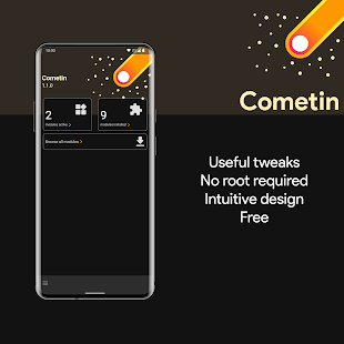 Cometin Screenshot