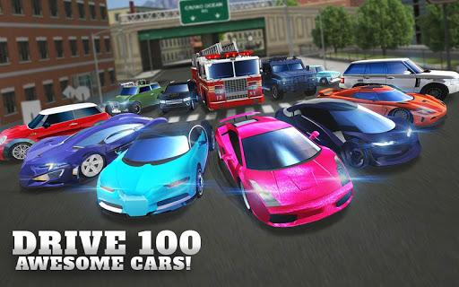 City Car Driving & Parking School Test Simulator apkdebit screenshots 5