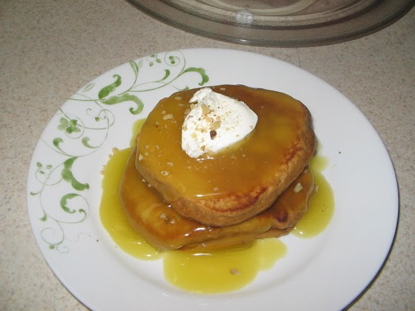 Gingerbread Pancakes-healthy Recipe