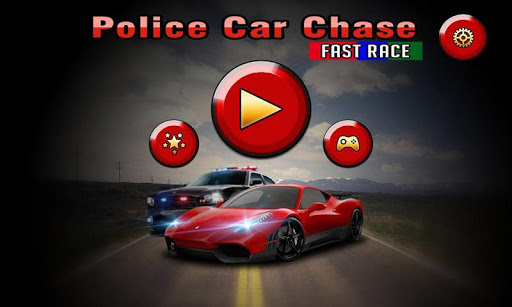 Police Car Chase: Fast Racing