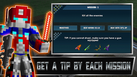 Transforming Survival Games screenshot 04