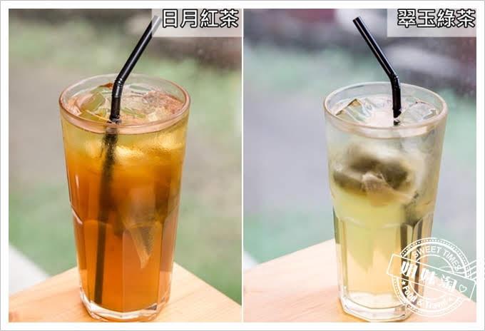 岡鐵牛鍋物工廠日月紅茶翠玉綠茶