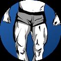 Leg Workouts icon