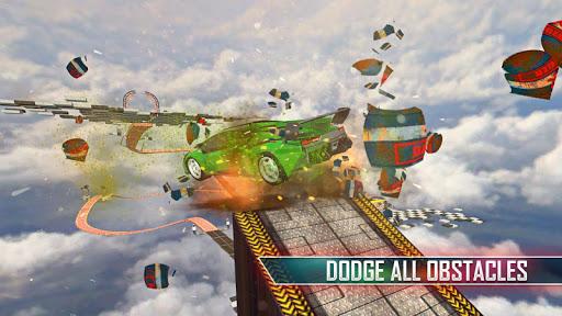 GT Car Stunts - Impossible Driving 2018 screenshot 6
