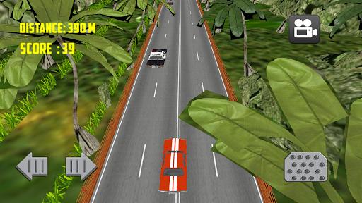 3D Car Traffic Race
