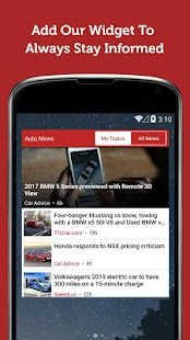 Auto News & Reviews- screenshot thumbnail