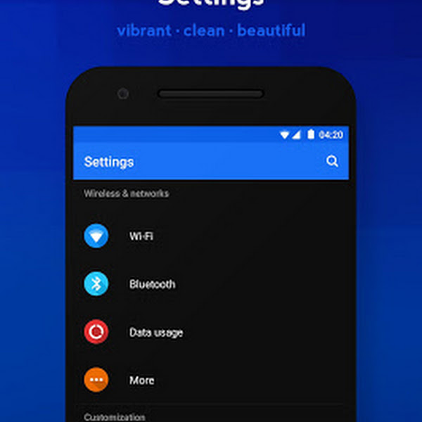 Flux - Substratum Theme v1.3.5 [Patched]
