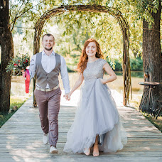 Wedding photographer Aleksandra Koshmanova (northseagull). Photo of 07.08.2017
