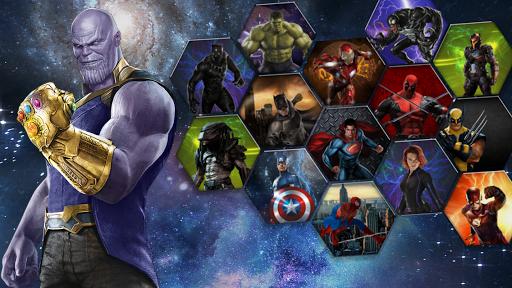 Mortal Heroes: Gods Fighting Among Us Hero Battle 1.0 screenshots 1
