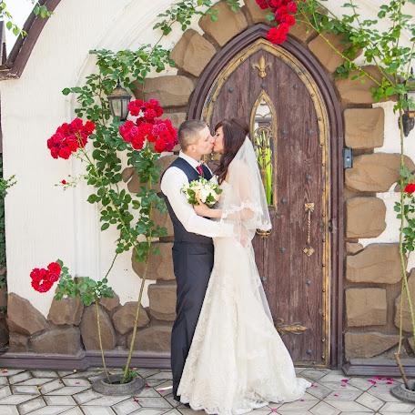 Wedding photographer Olga Kuzemko (luckyphoto). Photo of 18.09.2016