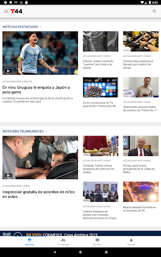 Telemundo 44 screenshot 8