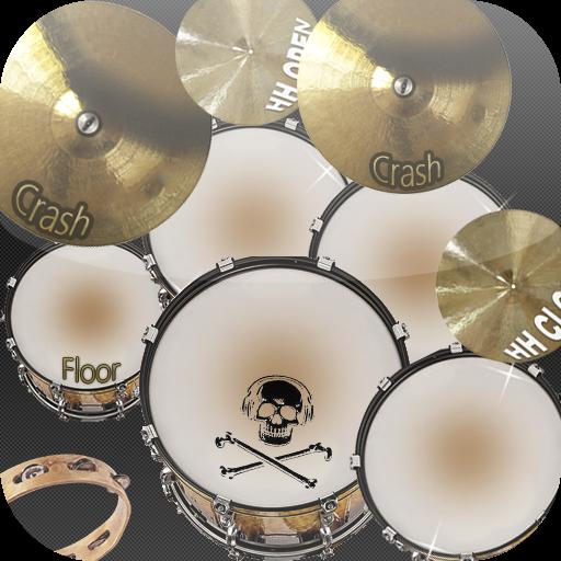 Drum Rock Bateria 音樂 App LOGO-硬是要APP