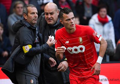 Le Standard pourrait récupérer Zinho Vanheusden pour Bruges